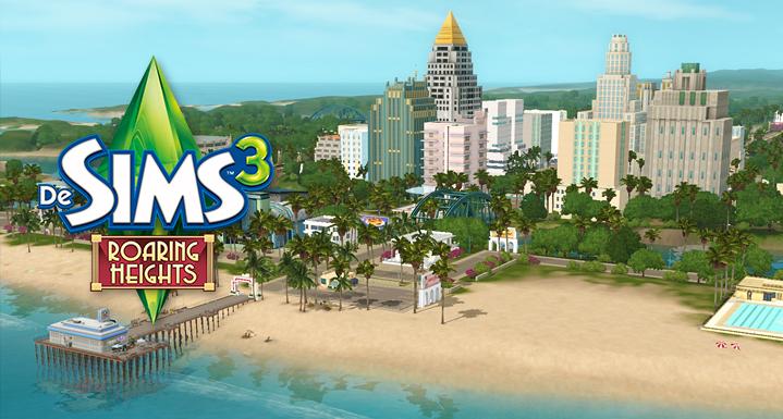 Roaring Heights - Store - De Sims™ 3