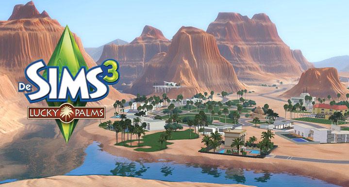 Lucky Palms - Store - De Sims™ 3